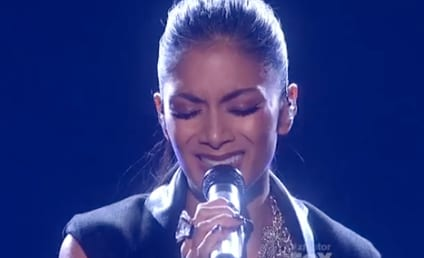 Is Nicole Scherzinger Leaving The X Factor?