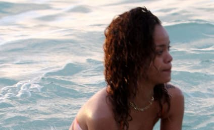 Rihanna Bikini Photos: So Transparent!