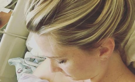 Heather Morris Welcomes Her Second Son