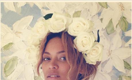 Beyonce No Makeup Photo