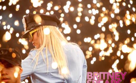 Britney in UK
