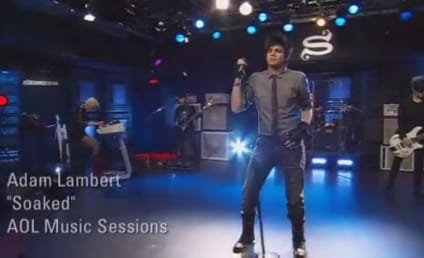 Go Behind the Music with Adam Lambert On...
