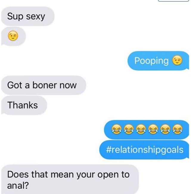 relationship goals text messages