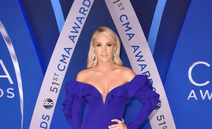 2017 CMAs: All the Red Carpet Fashion!