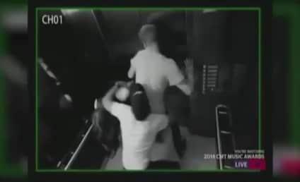 Luke Bryan, Florida Georgia Line Spoof Jay Z-Solange Fight at CMT Music Awards [VIDEO]