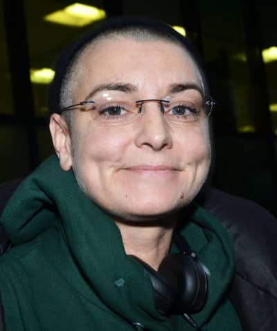 Sinead O'Connor Close Up