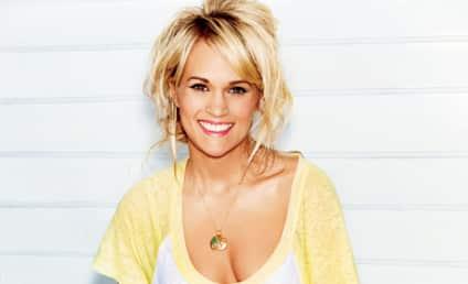Carrie Underwood: Sexy HIMYM Flight Attendant!