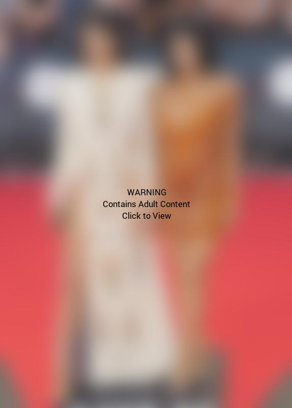 Kendall Jenner No Underwear Photo