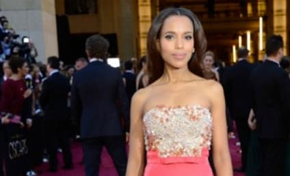 Kerry Washington Oscars Dress: Marvelous in Miu Miu