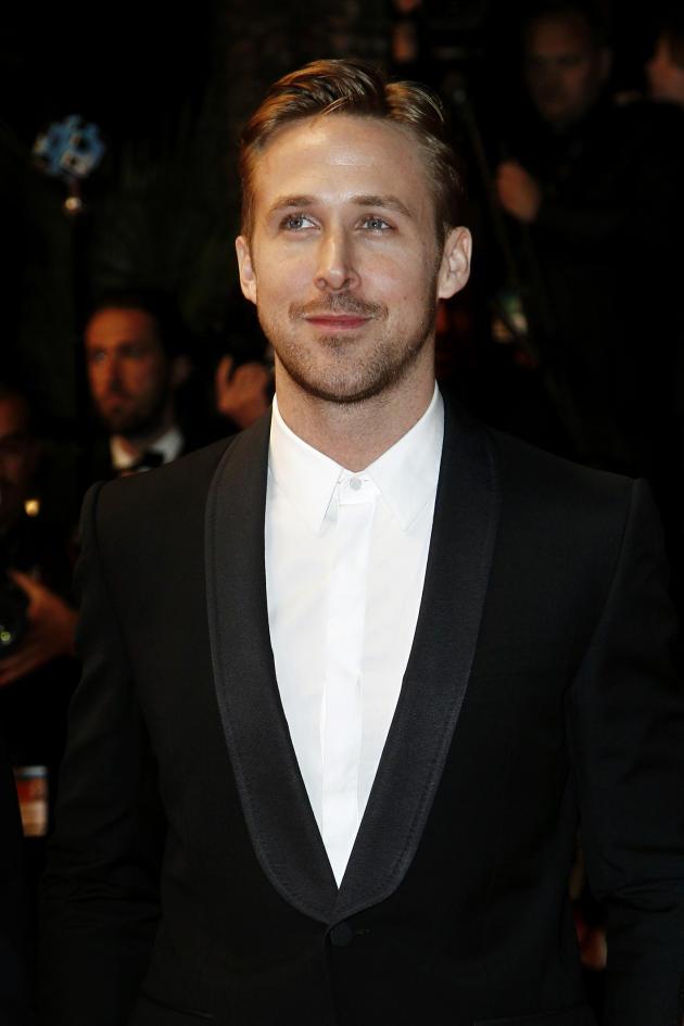 Ryan Gosling in a Tux