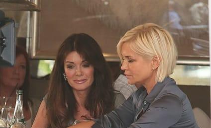 "Lisa Vanderpump ""Regrets"" Discussing Yolanda Foster's Kids"