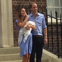 Kate Middleton, Prince William, Baby