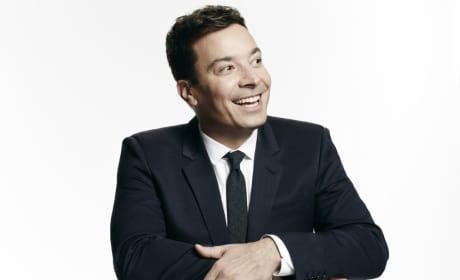 Jimmy Fallon Golden Globes Promo Pic