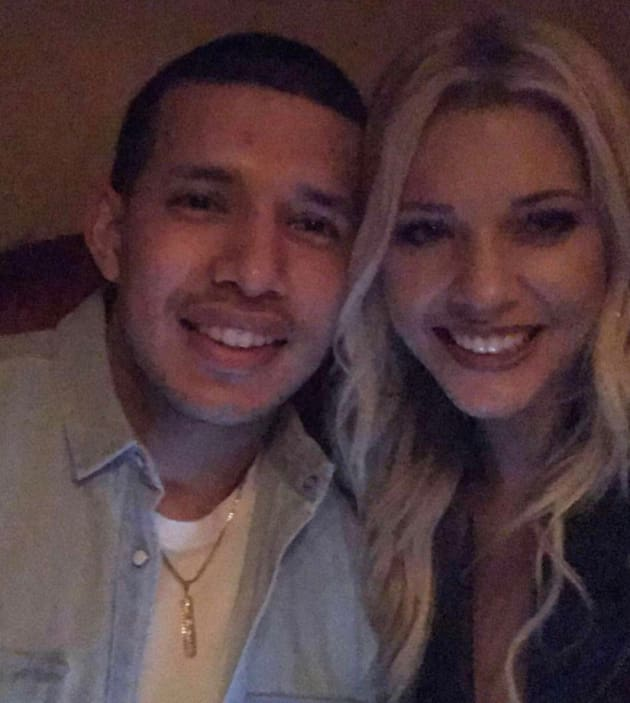 Javi Marroquin, Madison Channing Walls