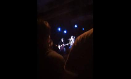 LeAnn Rimes Performs Whitney Houston Classic