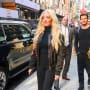 Erika Jayne Spotted In New York