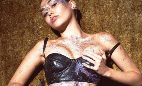 Miley Cyrus W Image