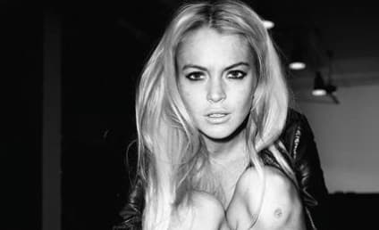 Lindsay Lohan Bikini Photos: Just So-So