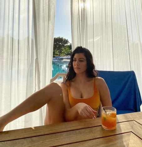 Kourtney Abroad