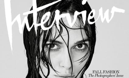 Keira Knightley: Topless For Interview Magazine!
