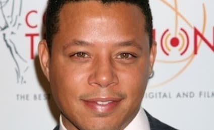 Terrence Howard: My Ex-Wife is Blackmailing Me With Nude Pics!