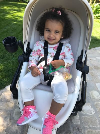 Dream Kardashian is Growing Up!!