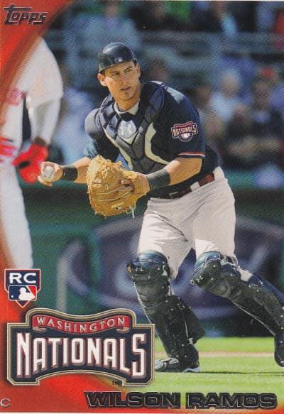 Wilson Ramos Card