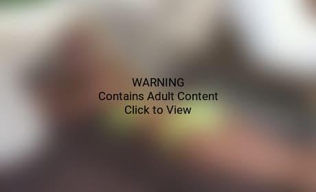 Amanda Bynes in a Bikini
