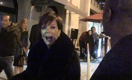 Kris Jenner: I Think Kim Kardashian Should Name Her Baby...