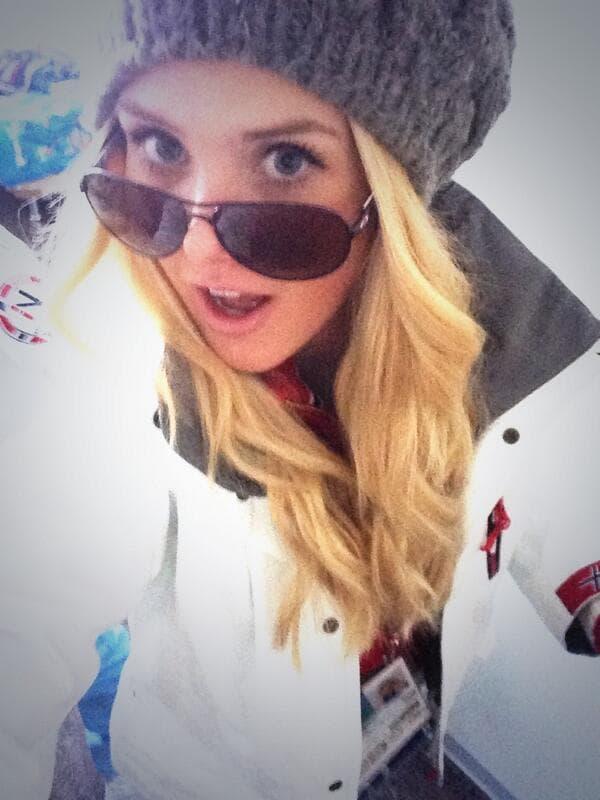Silje Norendal, Olympics Hottie