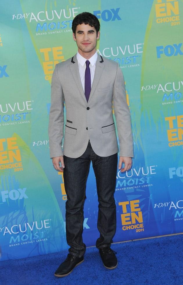 Darren Criss at the TCAs
