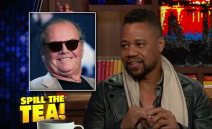 Cuba Gooding Jr. Calls Out Tom Cruise for Plastic Surgery