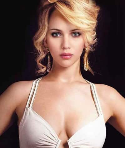 Jennifer Lawrence-Scarlett Johannson Mash-Up