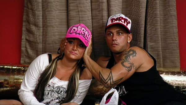 Pauly and Deena Pic