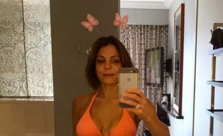 Bethenny Frankel: Bikini Body in Las Vegas