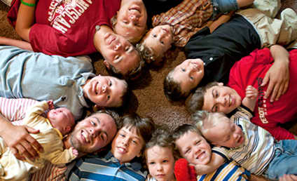 Michigan Couple With 12 Sons Expecting Baby #13, Not Finding Out Gender!
