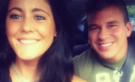 Jenelle Evans and Boyfriend Photo