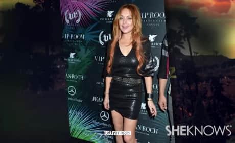 Lindsay Lohan: 2 Broke 4 London!