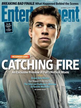 Liam Hemsworth Cover