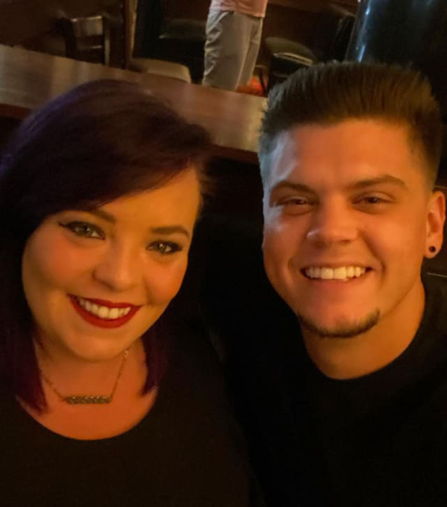 Catelynn and tyler on their anniversary