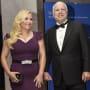 Meghan and John McCain