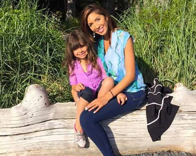 Farrah and sophia abraham pic