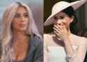 Kim Kardashian: Stop Talking About Meghan Markle and TALK ABOUT ME!!!