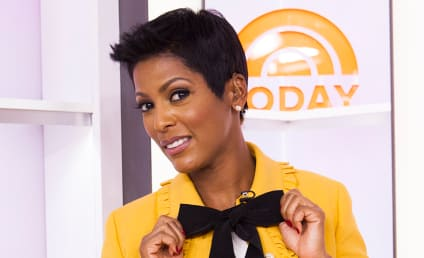 Tamron Hall to The Today Show: I Quit!
