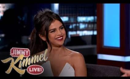 Selena Gomez Reveals Celebrity Crush: It Ain't Justin Bieber!