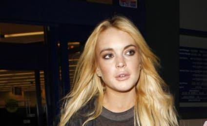 Lindsay Lohan Loves Pole Dancing, Samantha Ronson