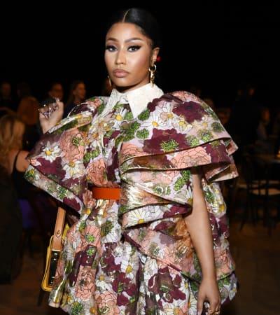 Nicki Minaj in 2020
