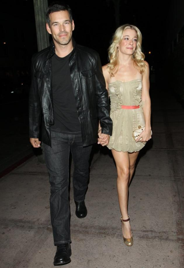 Eddie and LeAnn Photo
