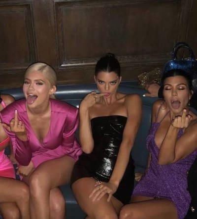 Kendall, Kylie and Kourtney