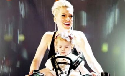 Pink Reacts to Kanye West Diss: It's All Good!